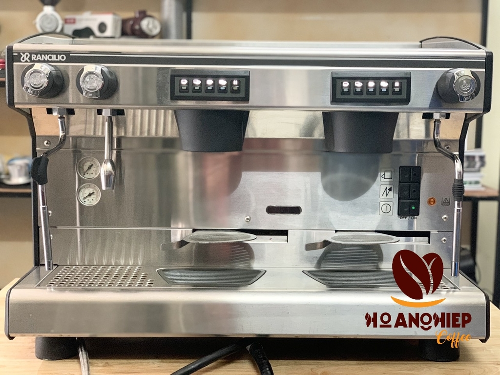 Rancilio Basic D 2group Like New 95% (2016)