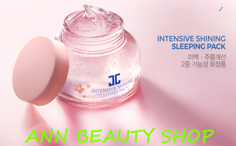 Mặt Nạ Ngủ JayJun Intensive Shining Sleeping Pack 150ml