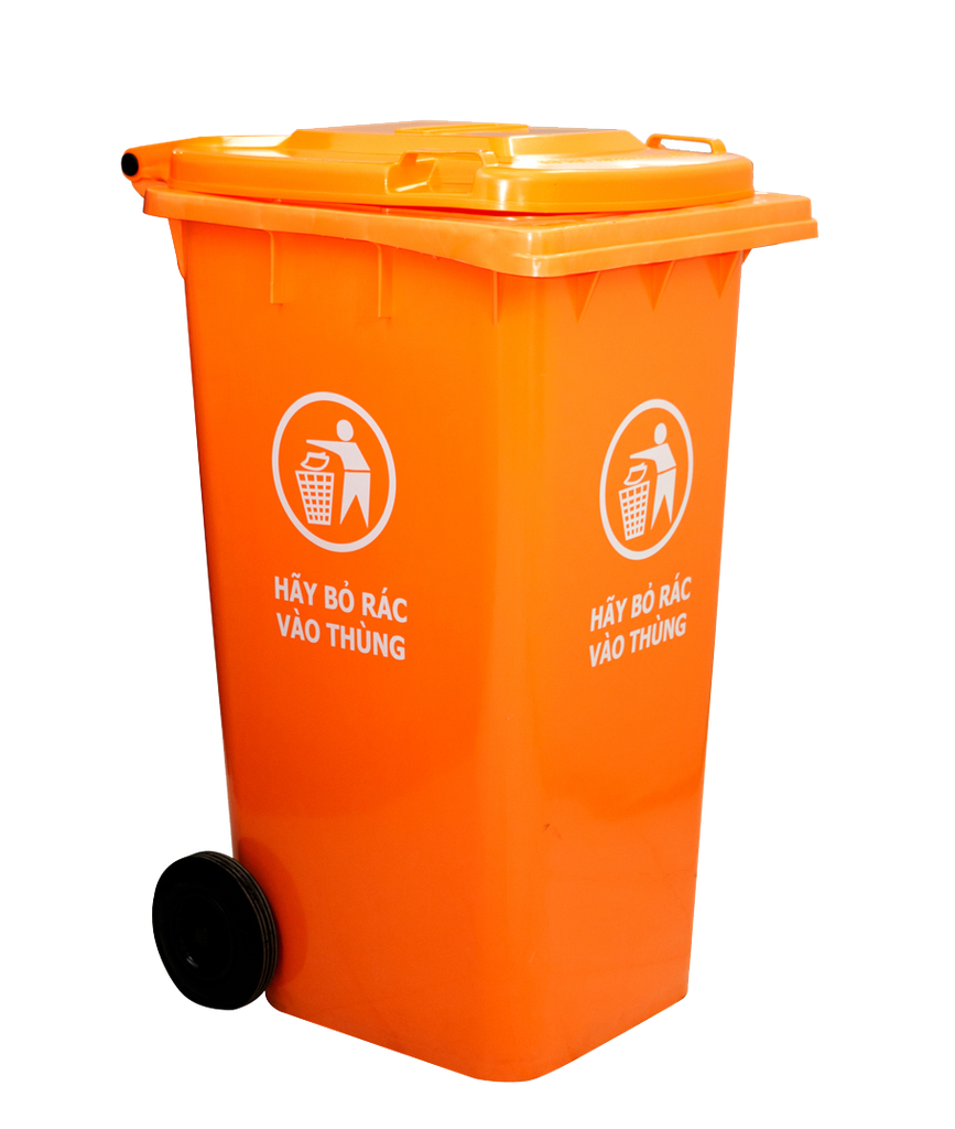 Thùng rác Nhựa Việt Tiến dung tích 240 lít