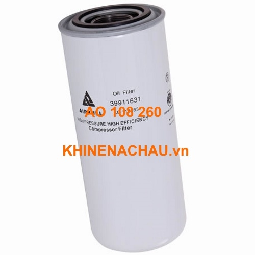 Lọc dầu airpull AO 108 260 Oil filter
