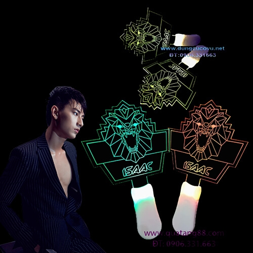 Light stick designs isaac