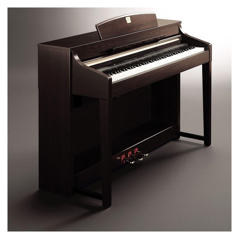 YAMAHA CLP 370 - piano điện phím gỗ thế hệ mới, tiếng rất hay. | Piano  Dương Cầm