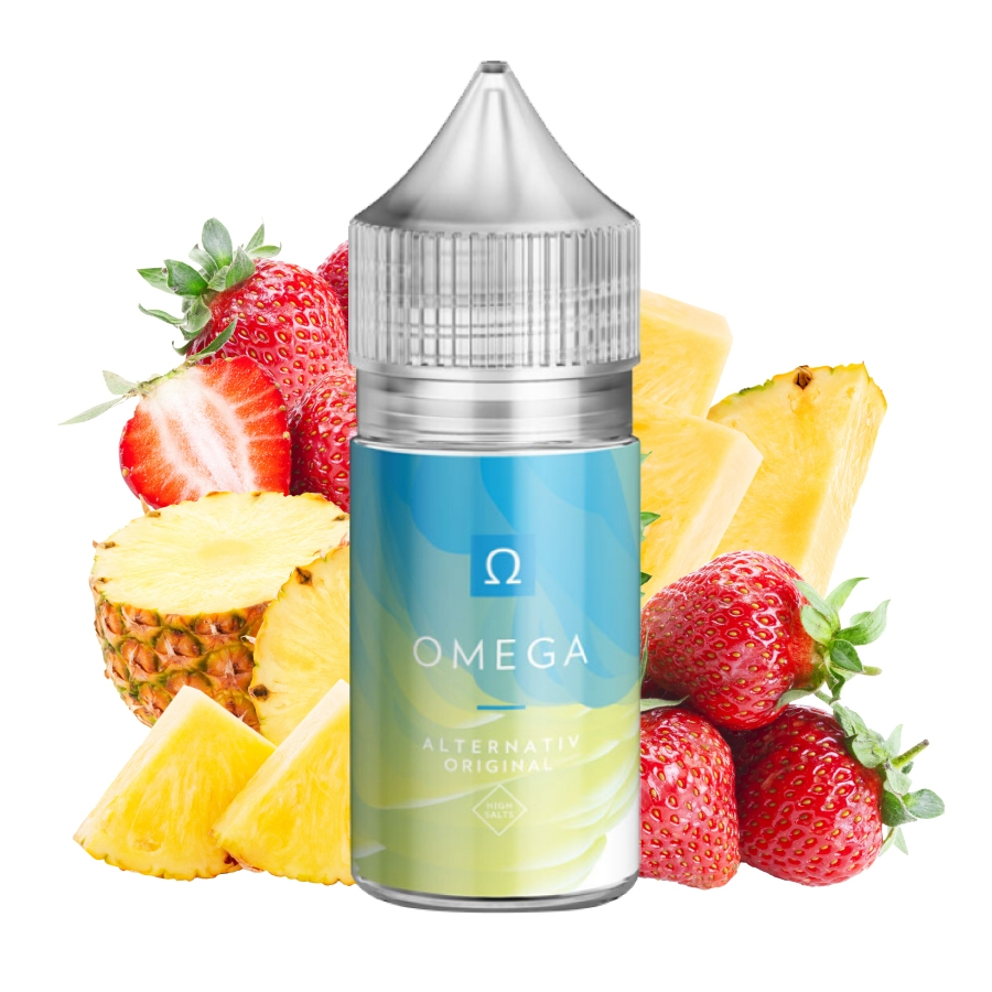 Alternativ Omega Salted 30ml 35mg - Tinh Dầu Vape Mỹ