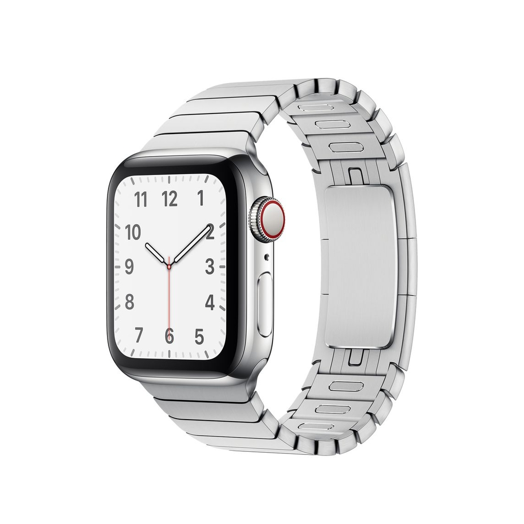 Dây Apple Watch Silver Link Bracelet