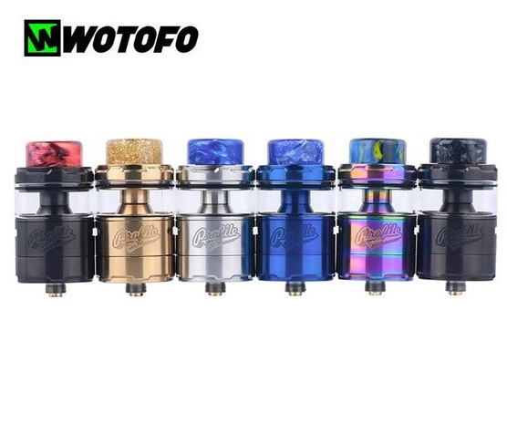 Buồng chứa Wotofo Progile Unity RTA mesh coil - hàng new 2019