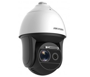 CAMERA HIKVISION IP 2MP H265/H265+ SPEED DOME - PTZ DS-2DF8250I5X-AELW