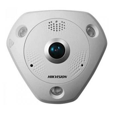 CAMERA HIKVISION IP 3MP MẮT CÁ DS-2CD6332FWD-IVS