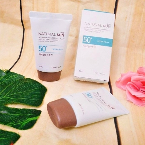 Kem Chống Nắng The Face Shop No Shine Hydrating
