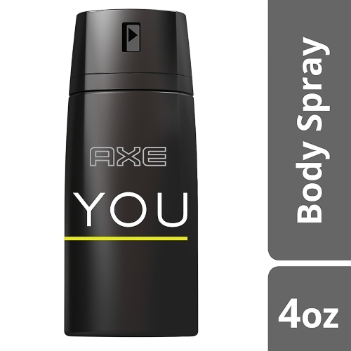 Xịt Khử Mùi AXE Body Spray You Deodorant
