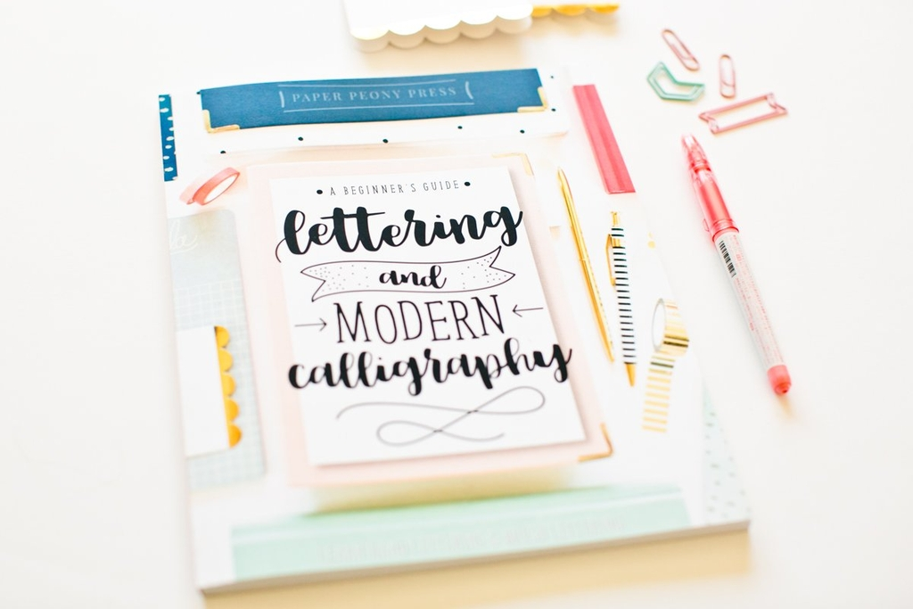 Lettering and Modern Calligraphy