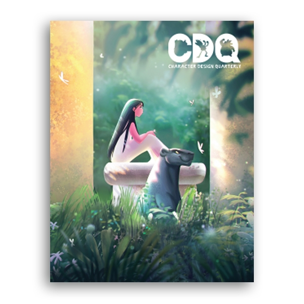 Character Design Quarterly 13