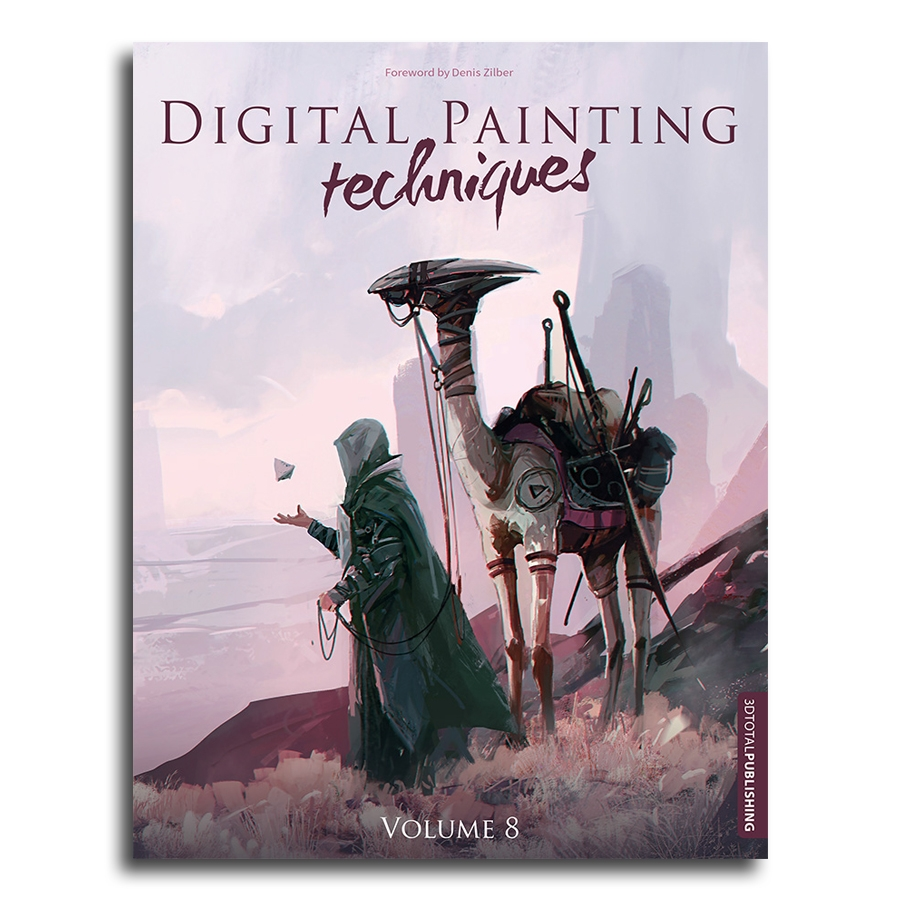 Digital Painting Techniques: Volume 8