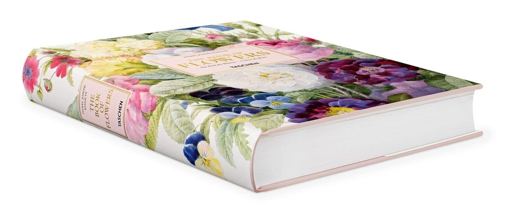 Redoute: The Book of Flowers - 40 Years