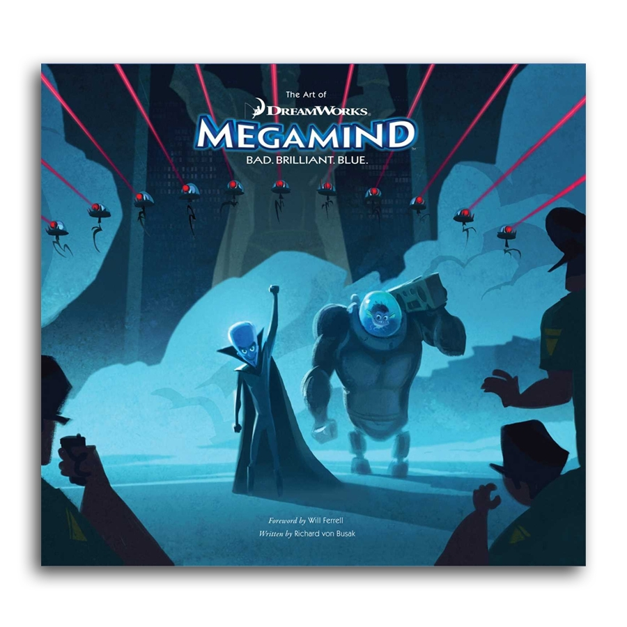 The Art of Megamind