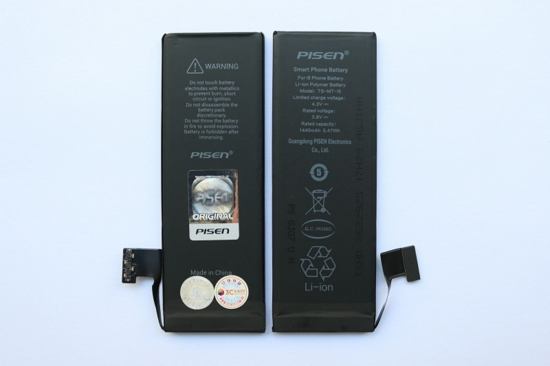 Pin iphone 5 Pisen 1440mAh