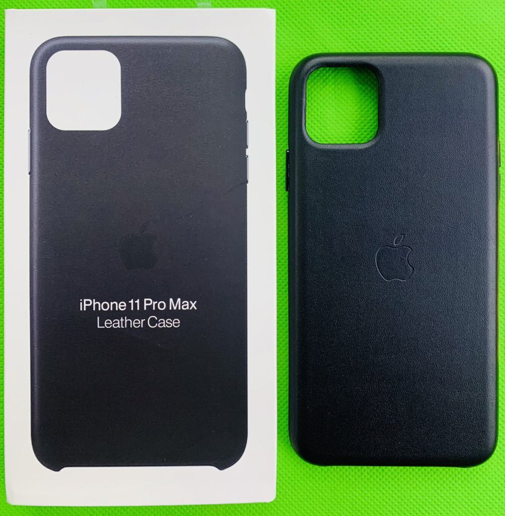 Apple iPhone 11 Pro Max Leather Case - SF 1:1