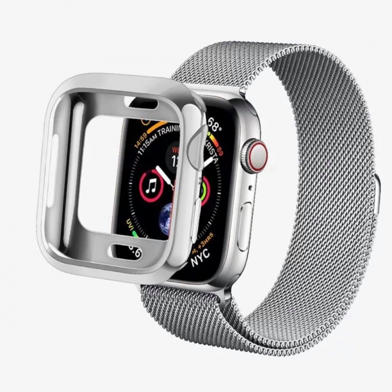 Case apple watch TPU PLATING chính hãng COTEetCi ®️