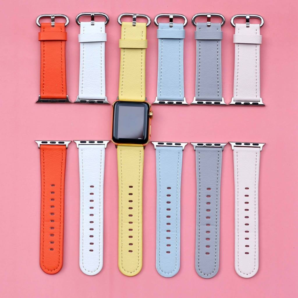 Dây DA Classic Buckle dành cho Apple Watch New collection