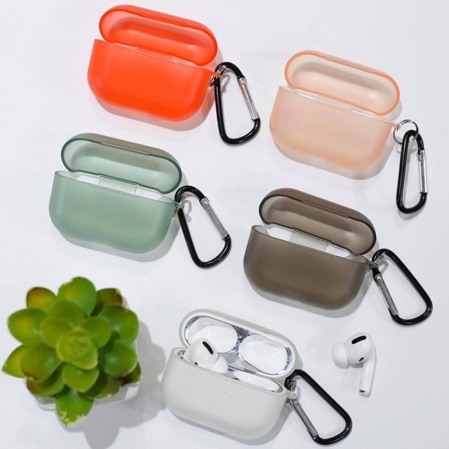 Case silicone Airpods Pro Matte Color