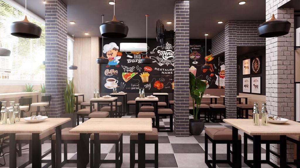 Phong thủy trong thiết kế nhà hàng