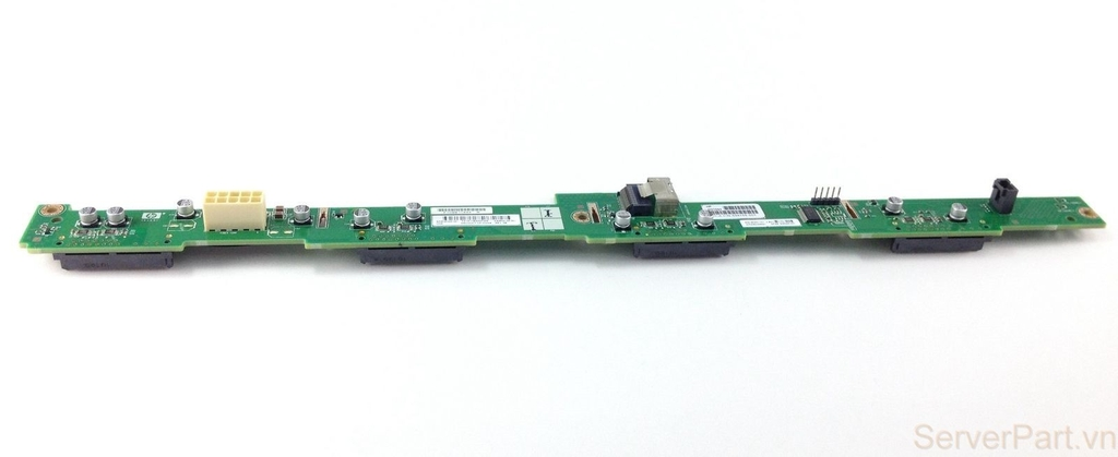 10123 Bo mạch ổ cứng HP Backplane hdd DL160 DL180 G6 4 port 3.5