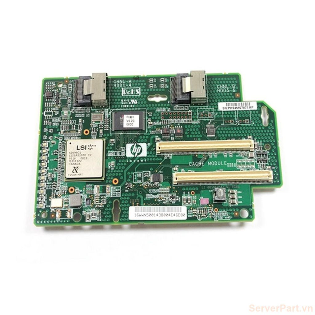 10235 Bo mạch Raid HP sas P400i 2 port 8087 card 412206-001 399559-001