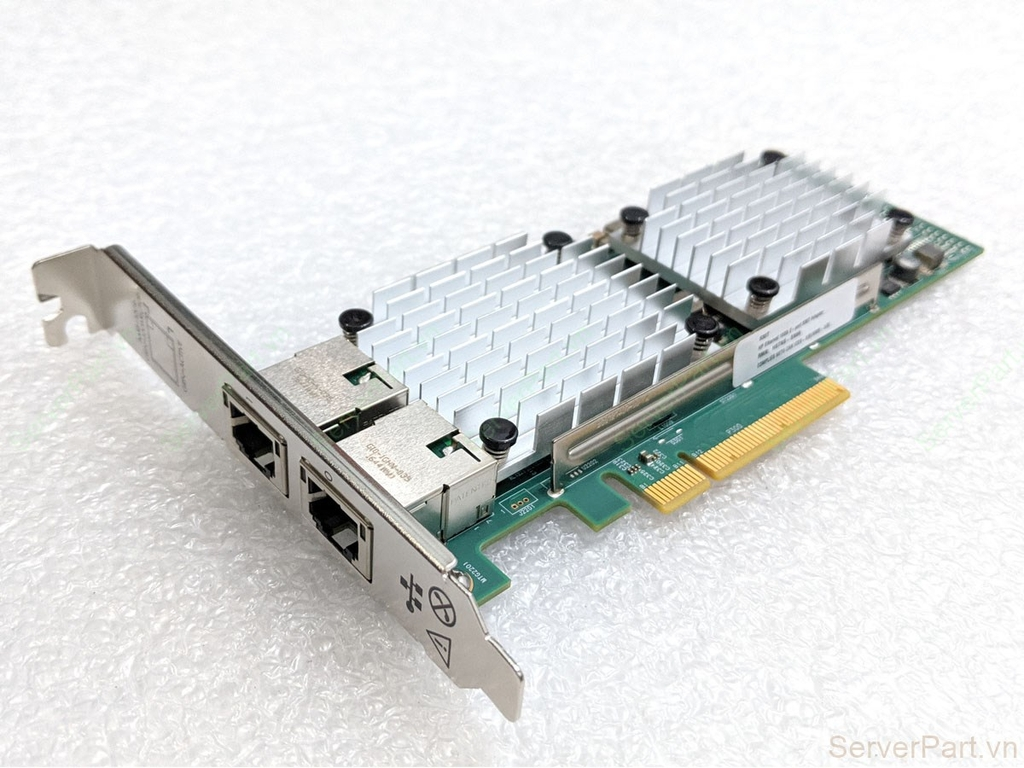 10604 Card nic HP 530T 10GbE 2 port RJ45 657128-001 656594-001 656596-B21