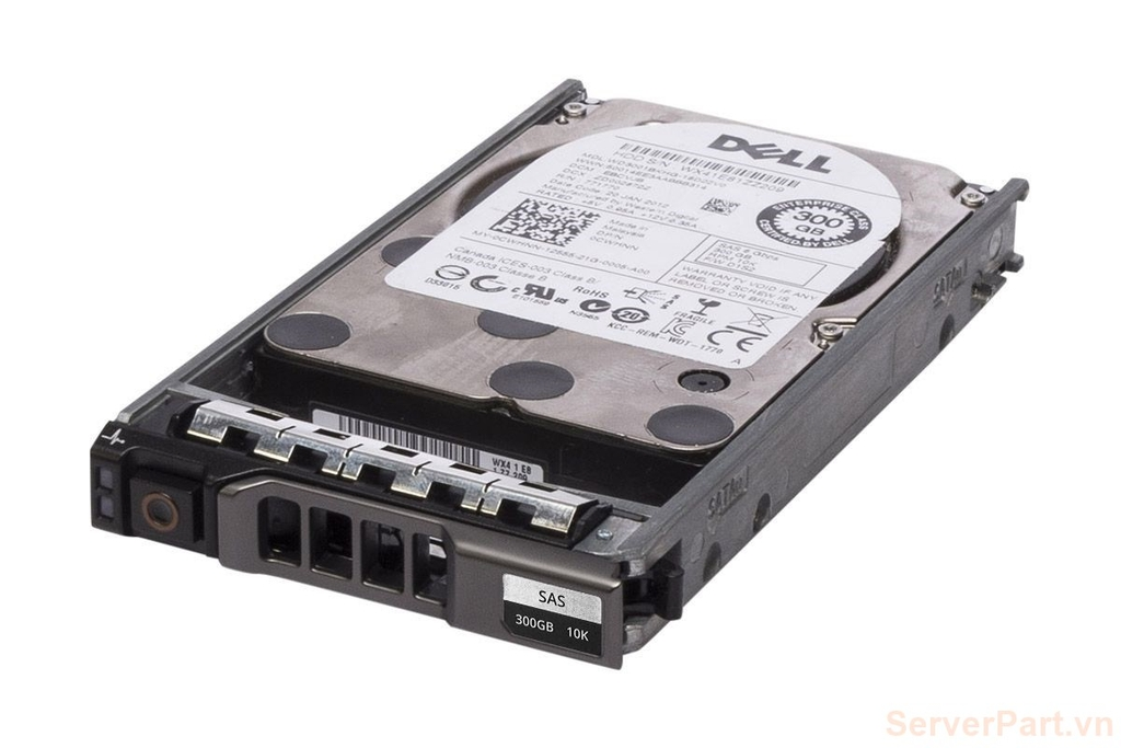 11281 Ổ cứng HDD sas Dell 300gb 10k 2.5