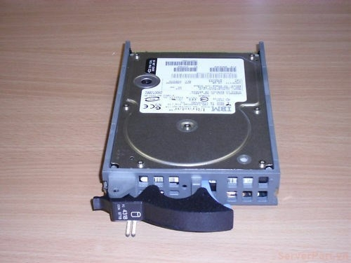 11685 Ổ cứng HDD scsi 80 pin IBM 18gb 10k 3.5
