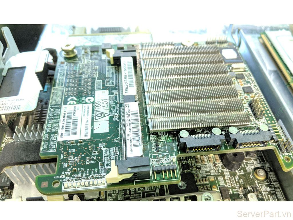 15566 Bo mạch Raid HP P1210m Smart Array SAS controller card sp 615360-001 as 607190-001