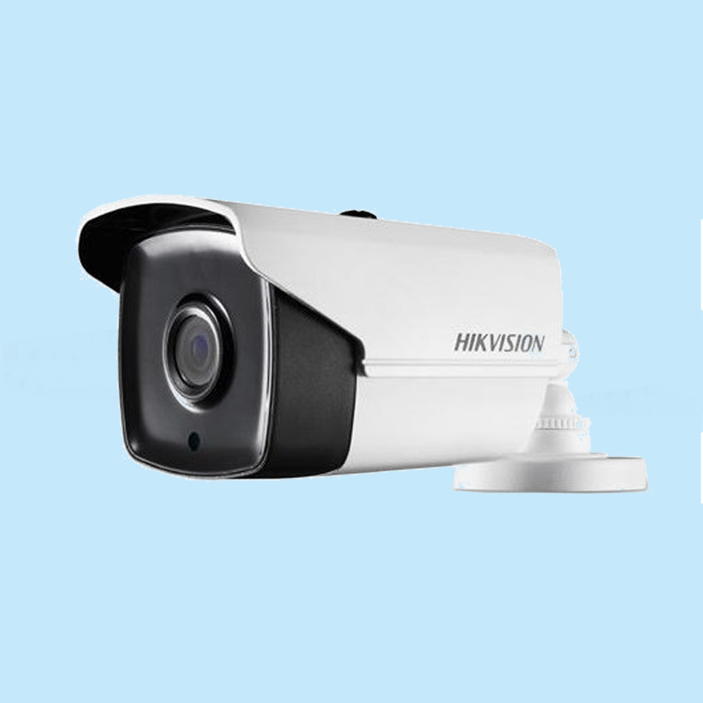 DS-2CE16D7T-IT: Camera EXIR HD-TVI hình trụ 2MP Hikvision