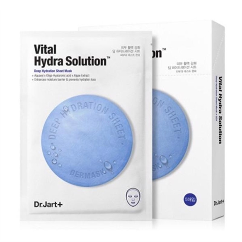 Dr+Jart Dermask Water Jet Vital Hydra Solution 5pcs