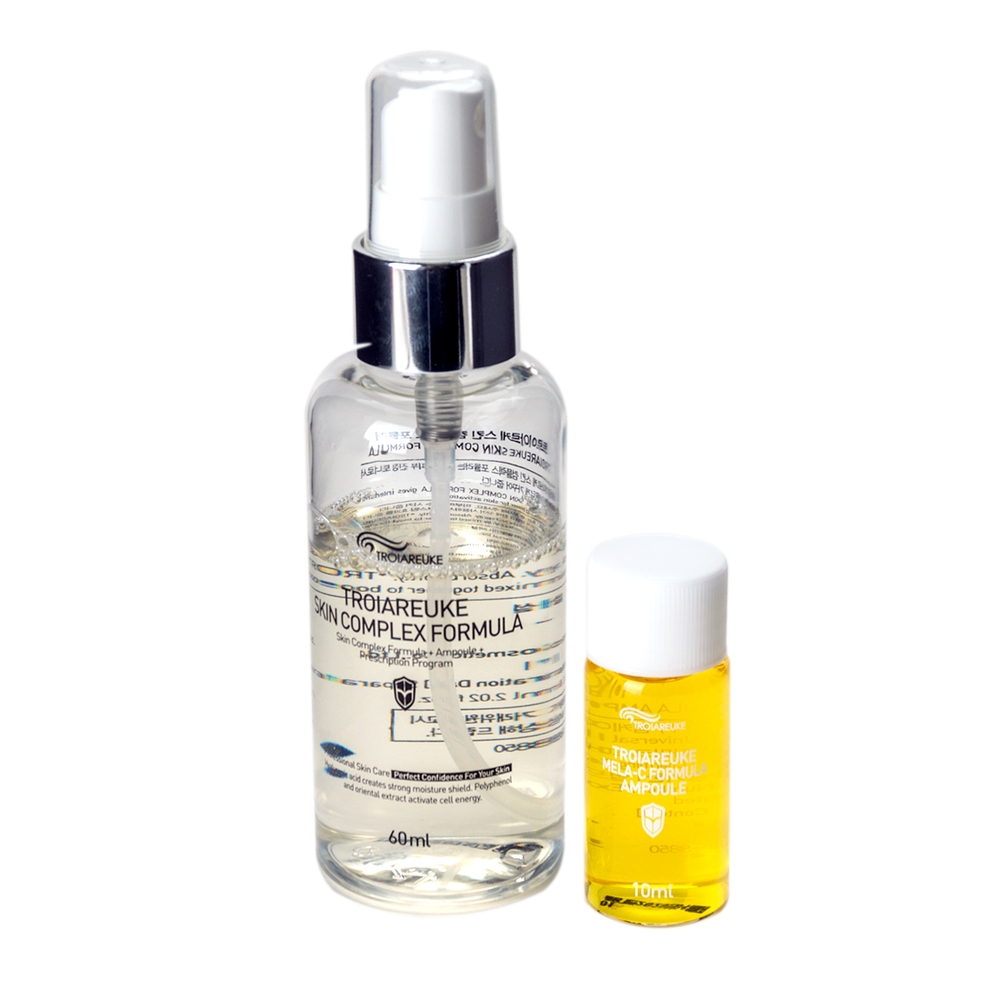 TROIAREUKE H+COCKTAIL RADIANCE AMPOULE (Yellow) (70ml)