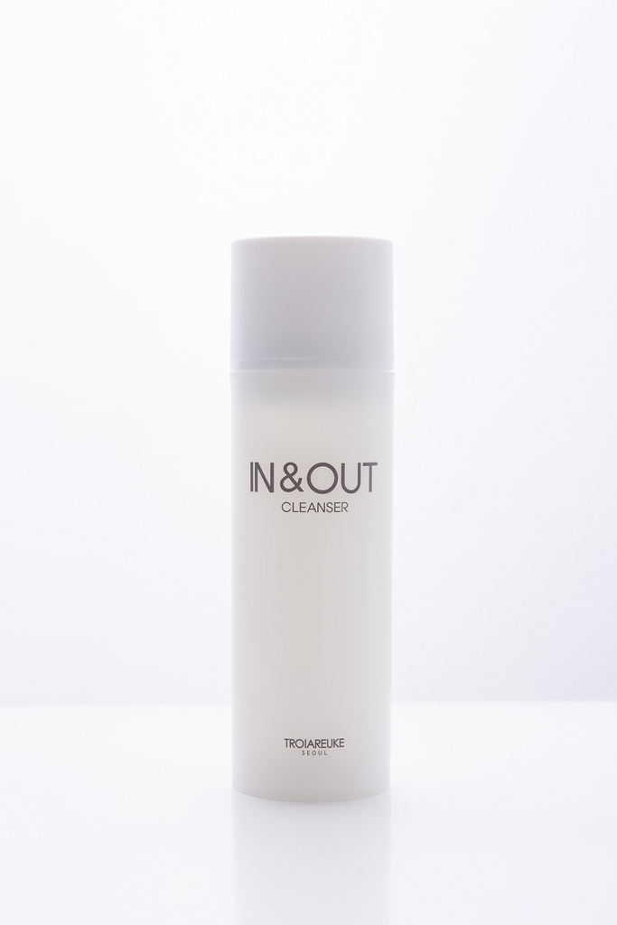 TROIAREUKE SEOUL IN & OUT CLEANSER (150ML)