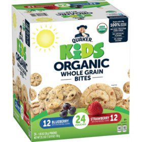 Kids Organic Whole Grain Bites