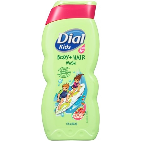 Dial Kids - Body + Hair Wash Watery melon