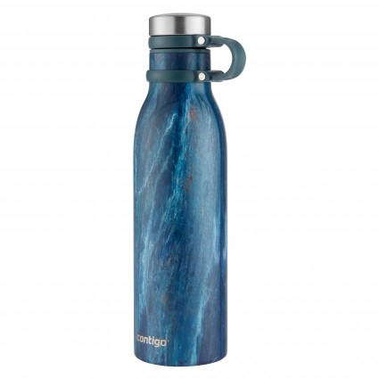 Contigo Contour Bottle Purple - Mau Tím