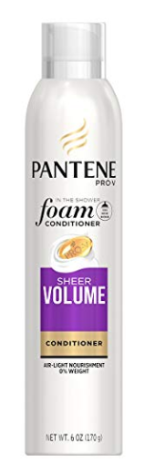 Pantene Foaming Conditioner - Volume