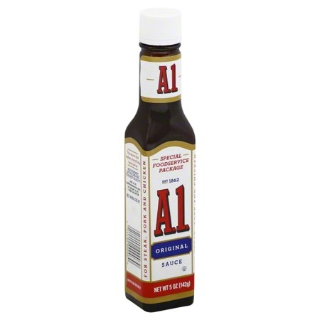 Steak Sauce A1 142g- Sauce chấm steak
