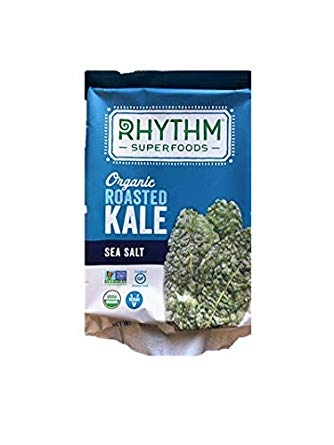 Organic roasted kale