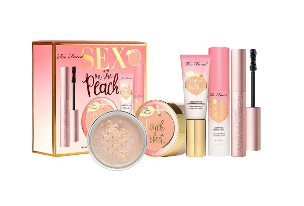 Too Faced Sex On The Peach Complexion Set