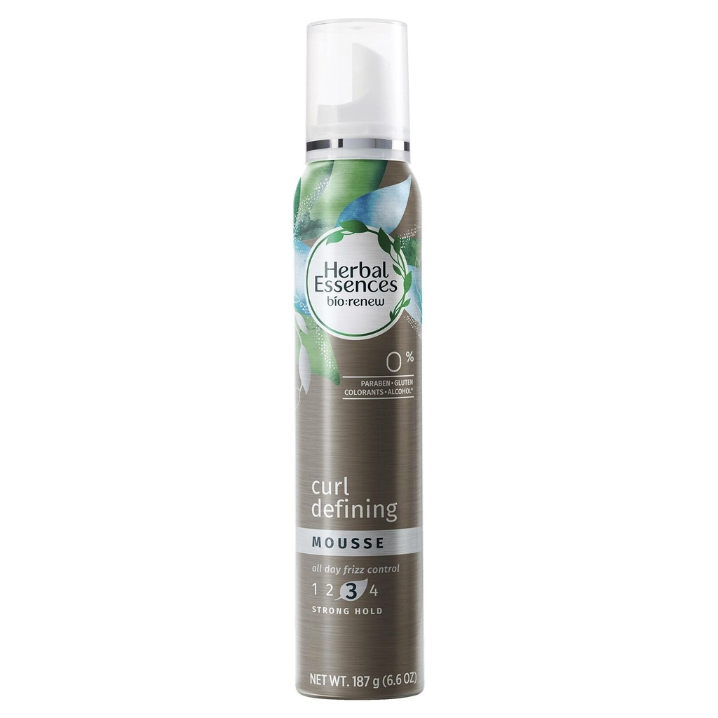 Herbal Essences Mousse