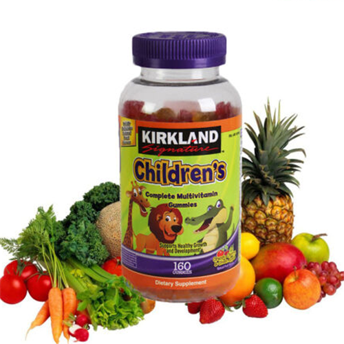 Kirkland Children Multi Vitamin 160 gummies