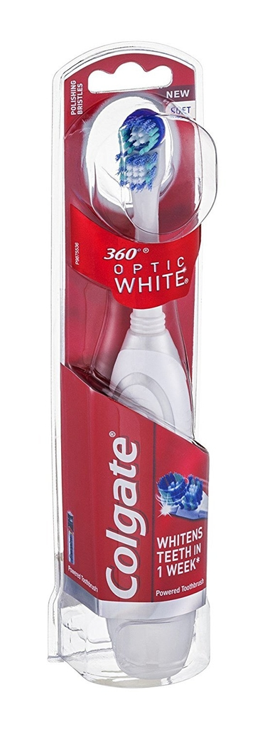 Colgate 360 optic white Toothbrush - Bàn chải Colgate