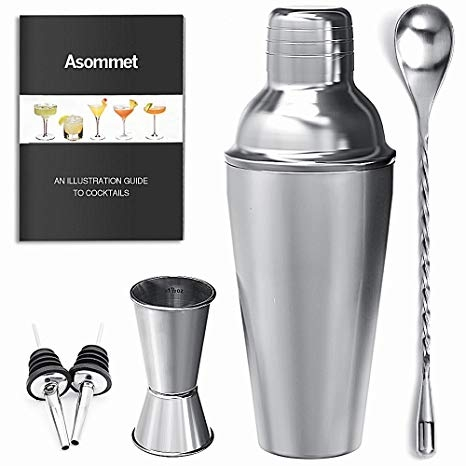 Asommet Cocktail Shaker set
