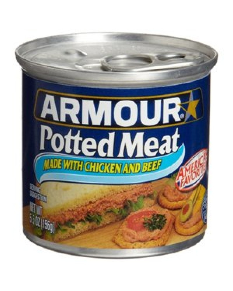 Armour Potted Meat 156g - Thịt nguội