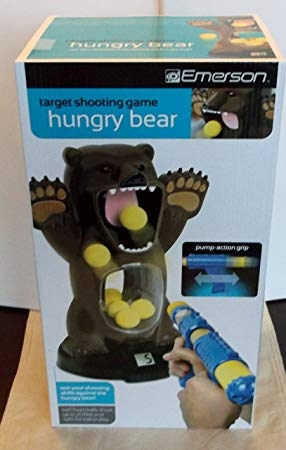 Emerson hungry bear with sound
