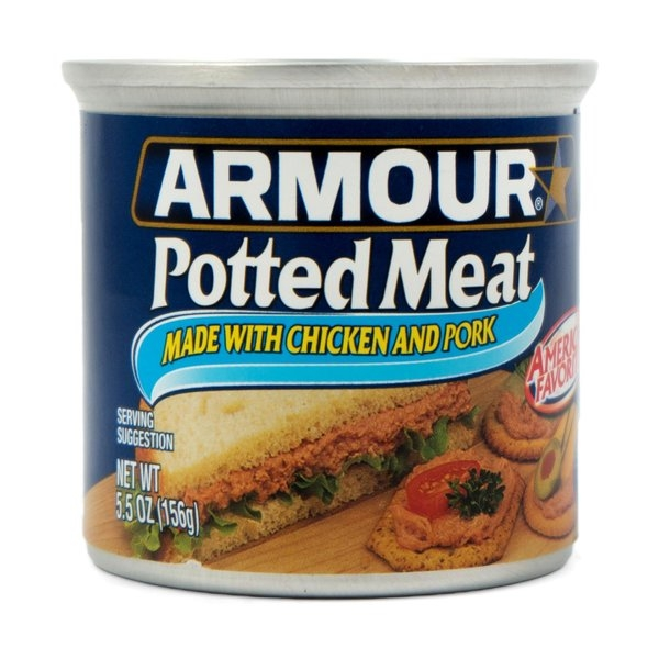 Armour potted meat 156g - Thịt heo hộp xay