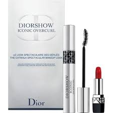 Diorshow Iconic Overcurl Mascara And Mini Rouge