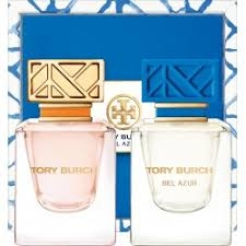 Tory Burch Deluxe Mini Duo - Signature & Bel Azur Eau